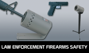 Law enforcement firearms safety